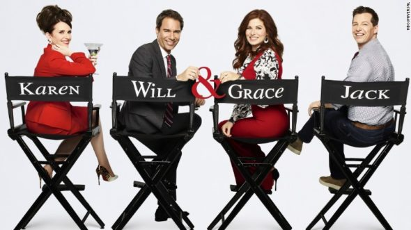 Will & Grace TV show on NBC: Season 9 Viewer Votes Episode Ratings (canceled or renewed?)