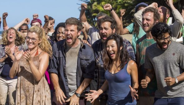 Wrecked TV show on TBS: (canceled or renewed?)