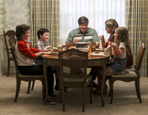 Young Sheldon TV show on CBS: season 1 viewer voting episode ratings (canceled or renewed?)