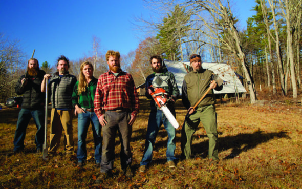 Maine Cabin Masters TV Show: canceled or renewed?