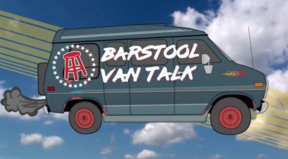 Barstool Van Talk TV show on ESPN cancelled