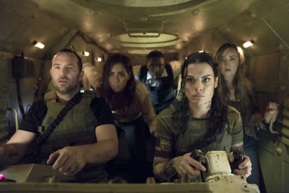 Blindspot on NBC: Canceled or Season 4? (Release Date