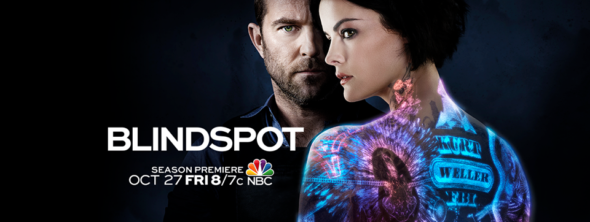 Blindspot TV show on NBC: season 3 ratings (cancel or renew season 4?)