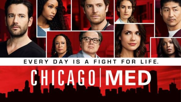 Chicago Med TV show on NBC: (canceled or renewed?)