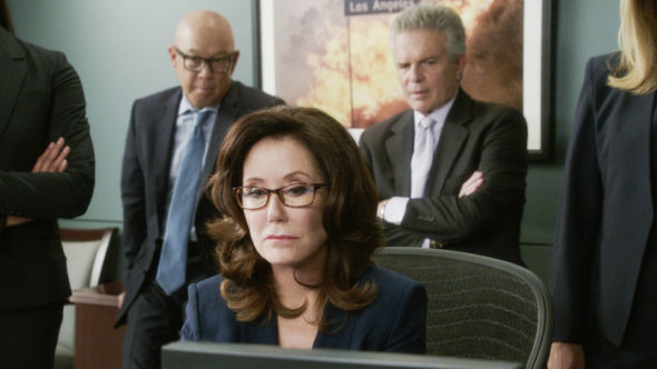 Major Crimes Creator James Duff, star Mary McDonnel react to the Major Crimes cancellation. Major Crimes TV show on TNT: canceled, no season 7 (canceled or renewed?)