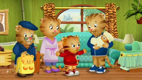 Daniel Tiger's Neighborhood TV show on PBS: (canceled or renewed?)