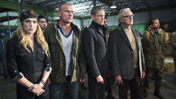 DC's Legends of Tomorrow: (canceled or renewed?)