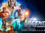 DC's Legends of Tomorrow TV show on The CW: season 3 ratings (cancel or renew season 4?)