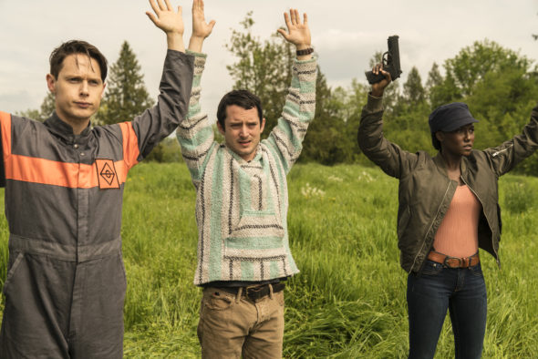 Dirk Gently's Holistic Detective Agency TV show on BBC America: canceled or season 3? (release date); Vulture Watch