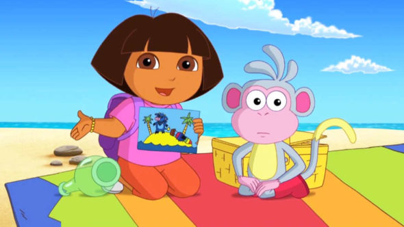 Dora the Explorer TV show on Nickelodeon: (canceled or renewed?)
