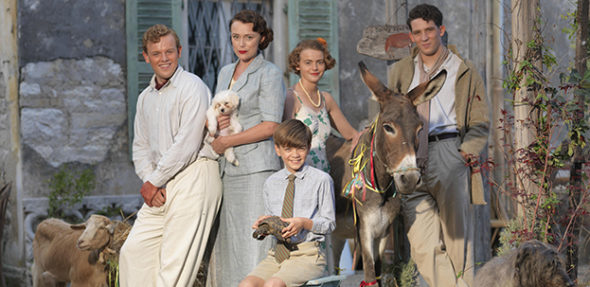 The Durrells in Corfu TV show on PBS: canceled or renewed?