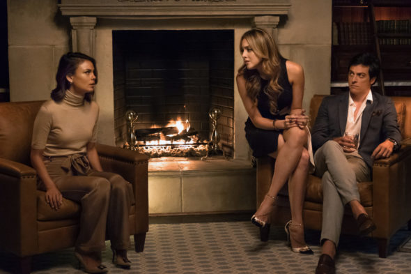 Dynasty TV show on The CW: canceled or season 2? (release date); Vulture Watch