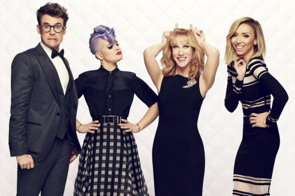 Fashion Police TV show on E!: (canceled or renewed?)
