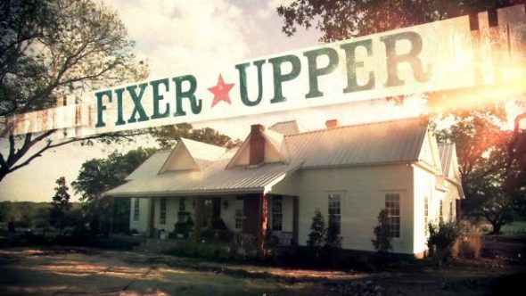 Fixer Upper TV Show: canceled or renewed?