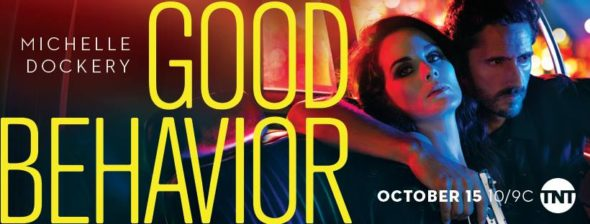 Good Behavior TV show on TNT: season 2 ratings (cancel or renew season 3?)