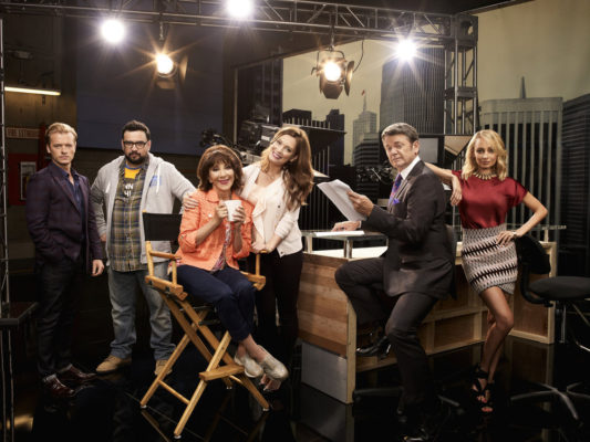 Great News TV show on NBC: Season 2 Viewer Votes Episode Ratings (canceled or renewed?)