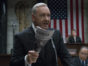 House of Cards TV show on Netflix: canceled, no season 7 (cancel or renew?)