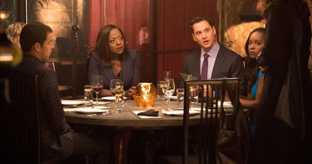 How to Get Away with Murder ABC TV Show: Canceled or Season 5