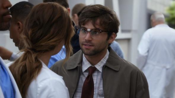 Grey's Anatomy TV show on ABC: (canceled or renewed?)