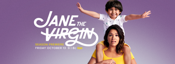 Jane the Virgin TV show on The CW: season 4 ratings (cancel renew season 5?)