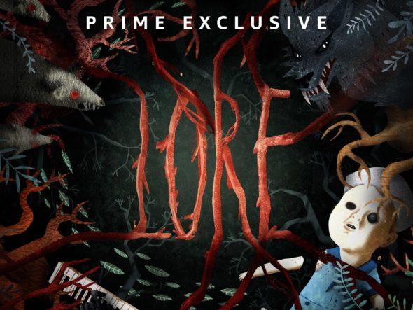 Lore TV show on Amazon: canceled or renewed?