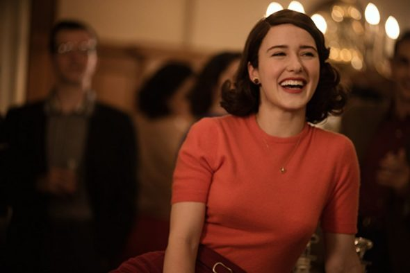 The Marvelous Mrs Maisel TV show on Amazon: canceled or season 2? (release date); Vulture Watch