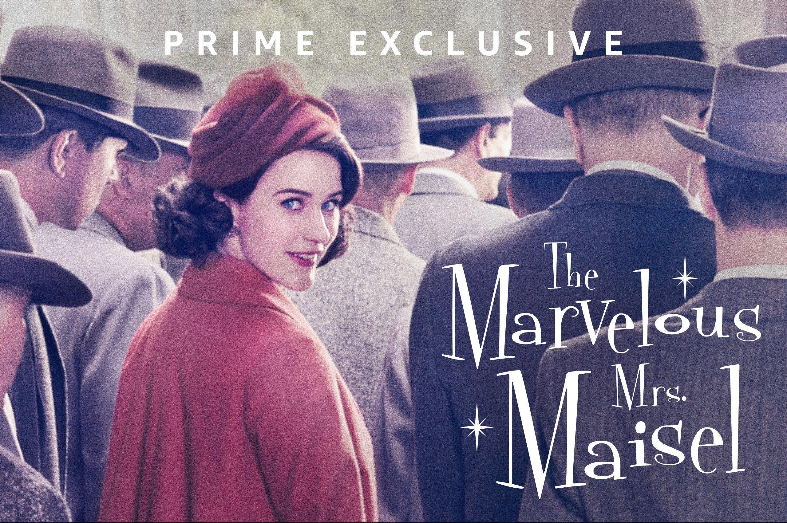 Marvelous Mrs. Maisel