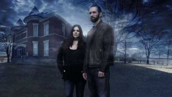 Paranormal Lockdown TV show on Destination America: season 3