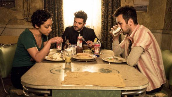 Preacher TV show on AMC renewed for season three
