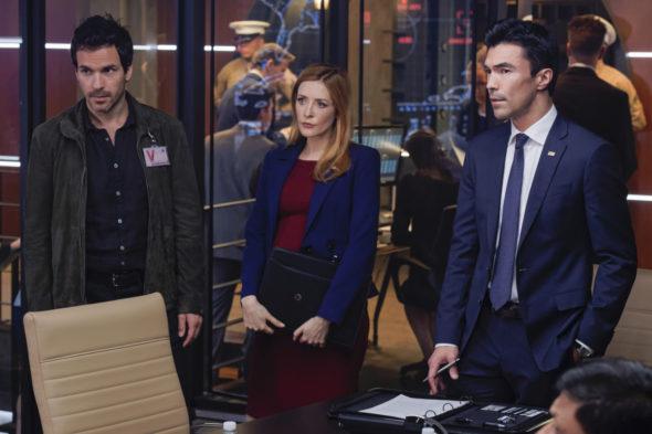 Salvation TV show on CBS: season 2