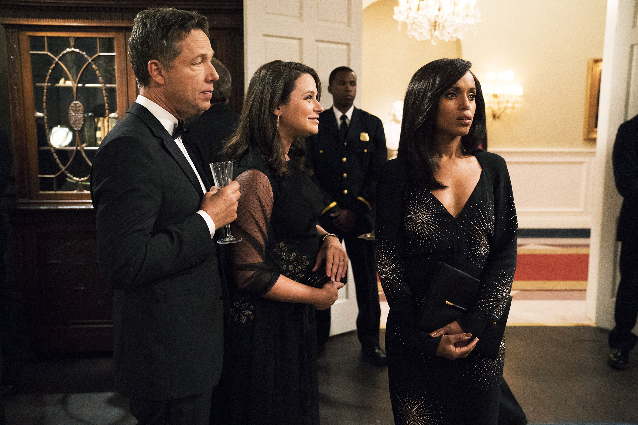 Scandal TV Show on ABC: Season 7 Viewer Votes - canceled TV shows ...