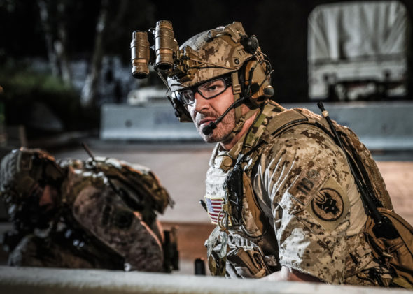 CBS Issues full season order for SEAL Team TV show on CBS: season 1 (canceled or renewed for season 2?)