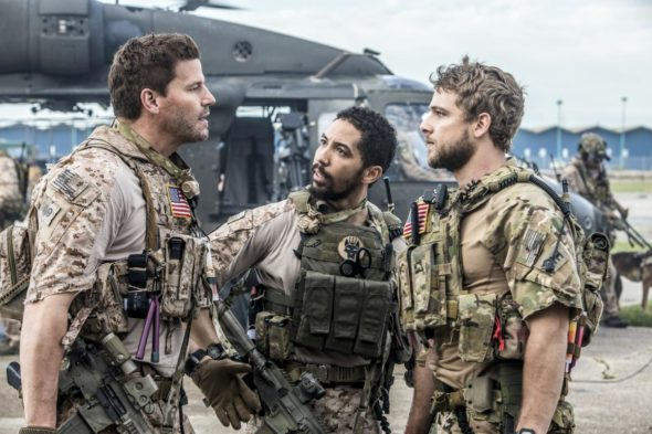 SEAL Team TV show on CBS: season 1 (cancel renew season 2?)