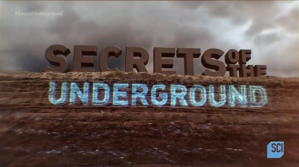 Secrets of the Underground TV Show: canceled or renewed?
