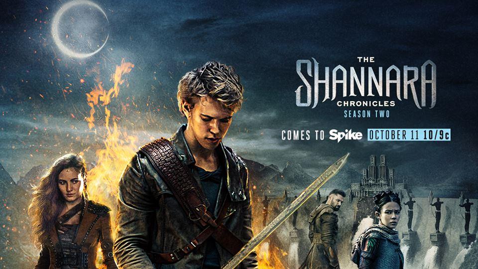 შანარას ქრონიკები / The Shannara Chronicles - სეზონი 2