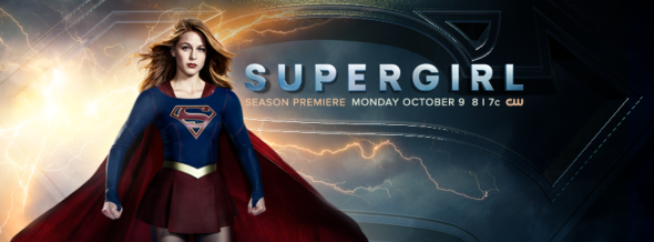 Supergirl TV show on The CW: season 3 ratings (cancel or renew season 4?)