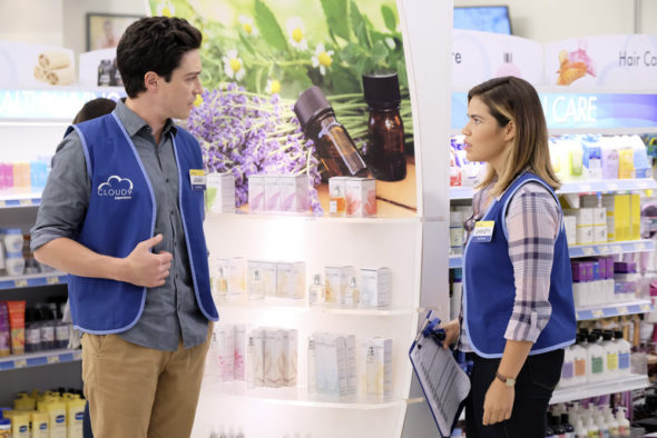Superstore TV Show: canceled or renewed?