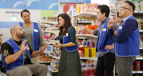 Superstore TV show on NBC: canceled or renewed for season four?