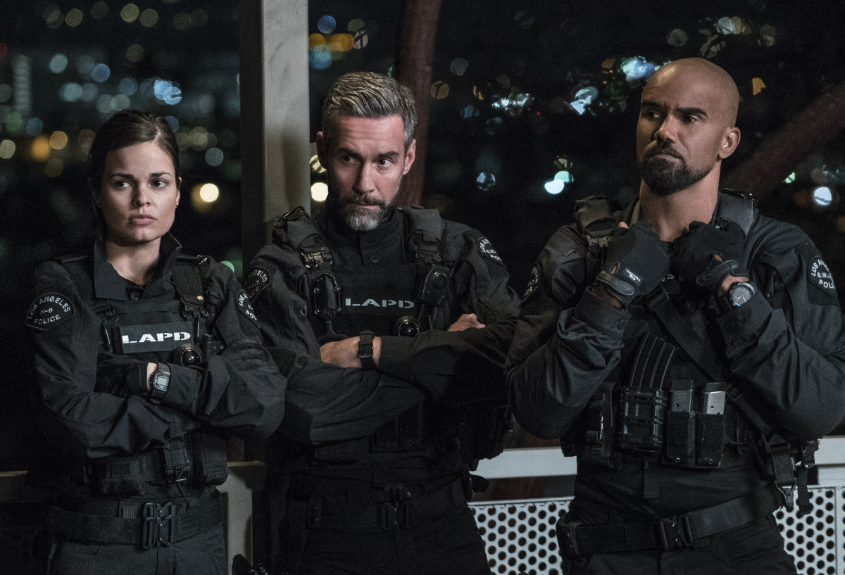 SWAT TV Show: canceled or renewed?