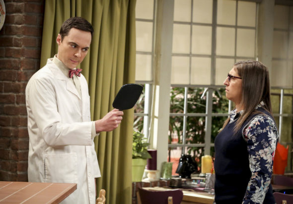 The Big Bang Theory TV Show: canceled or renewed?