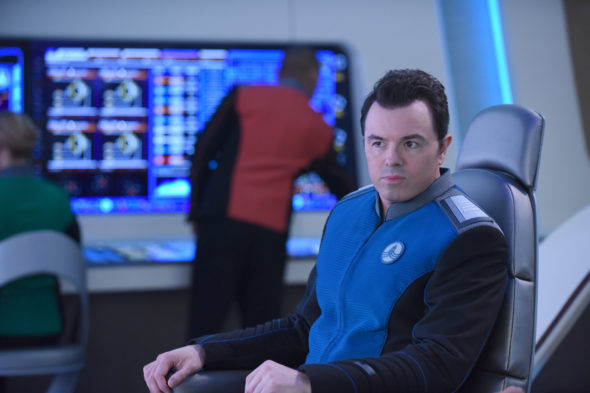 The Orville TV Show: canceled or renewed?