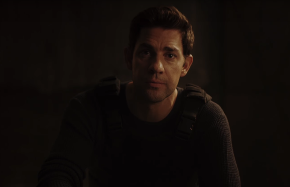 Jack Ryan teaser reveals first look at John Krasinski