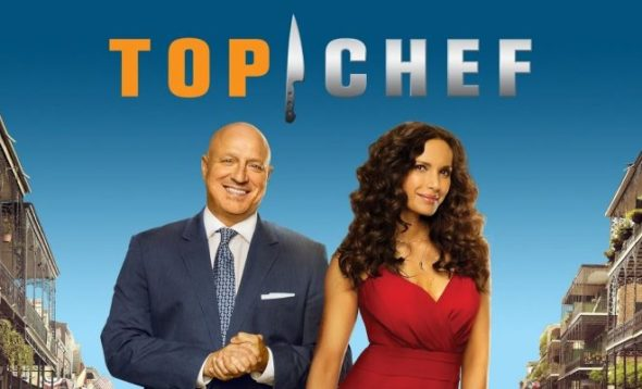 Top Chef TV Show: canceled or renewed?