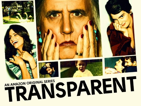 Transparent TV show on Amazon: canceled or renewed?