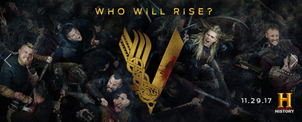 Vikings TV show on History: season 5 ratings (cancel or renew season 6?)