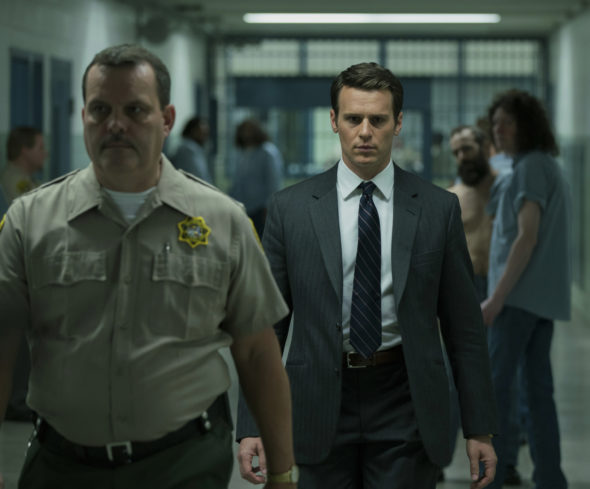 Mindhunter TV show on Netflix: season 2 renewal (canceled or renewed?)