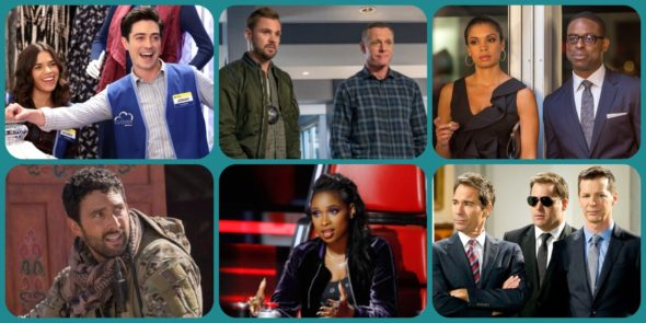 2017-18 NBC TV shows Viewer Votes - Which shows would the viewers cancel or renew?
