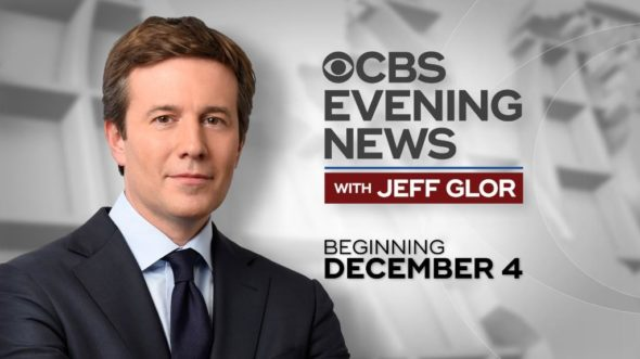 CBS News with Jeff Glor: canceled or renewed?