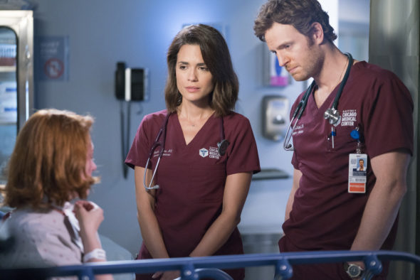 Chicago Med TV Show: canceled or renewed?