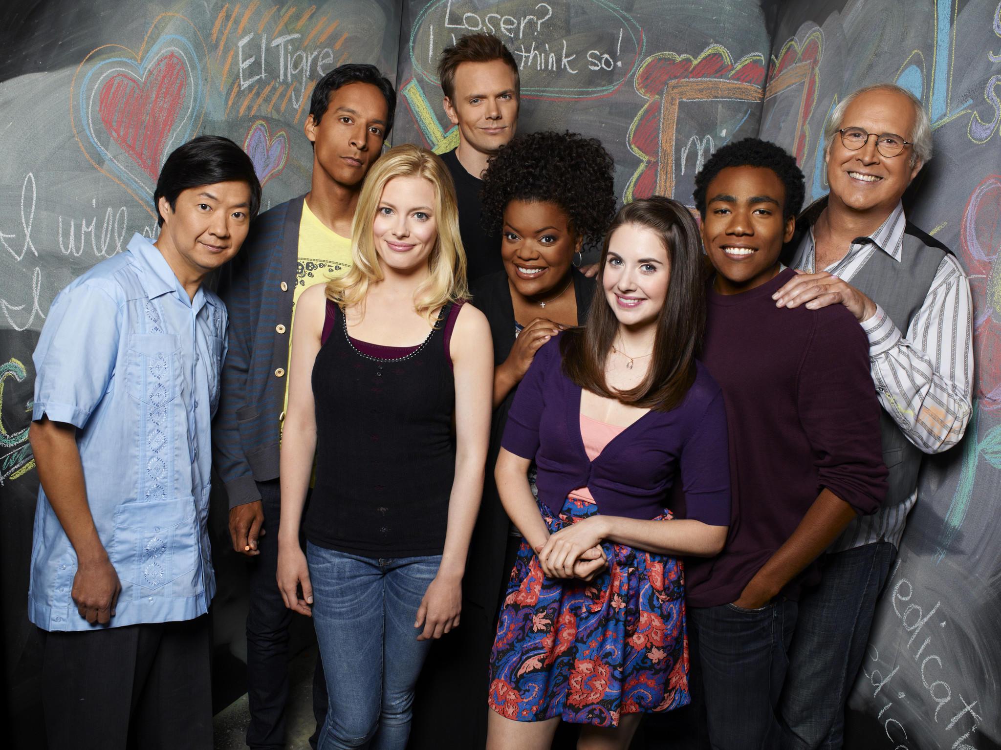 Community TV show on NBC: (canceled or renewed?)